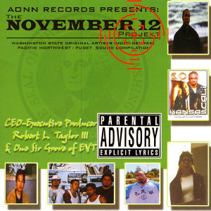 AONN Records Presents: The November 12 Projekt