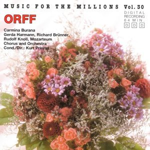Music For The Millions Vol. 30 - Carl Orff: Carmina Burana