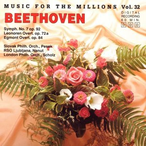 Music For The Millions Vol. 32 - Ludwig van Beethoven