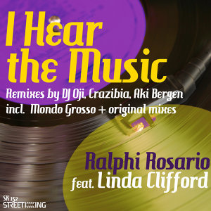 I Hear The Music (DJ Oji, Aki Bergen, Crazibiza Remixes Deluxe)