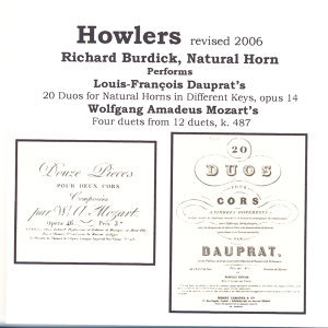 Howlers (revised 2006)