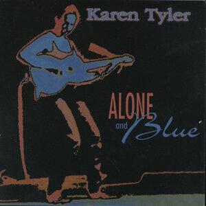 Alone & Blue