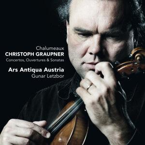 Graupner: Chalumeaux - Concertos, ouvertures & sonatas