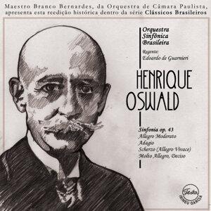 Sinfonia op. 43 - Henrique Oswald [Symphony op. 43]