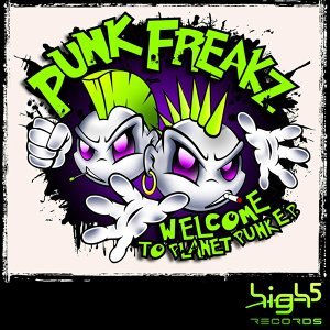 Welcome On Planet Punk E.P.