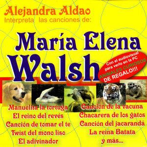 Interpreta Canciones De María Elena Walsh