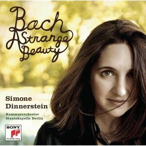 Bach A Strange Beauty (巴哈:作品輯─莫名的美麗)
