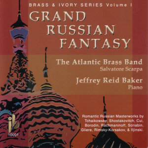 Grand Russian Fantasy: Brass & Ivory Series Vol. 1