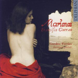Marionas: The Guitar Music Of Francisco Guerau