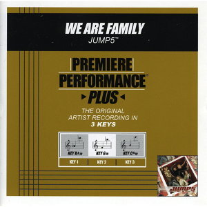 We Are Family (Premiere Performance Plus Track)