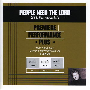 People Need The Lord (Premiere Performance Plus Track)