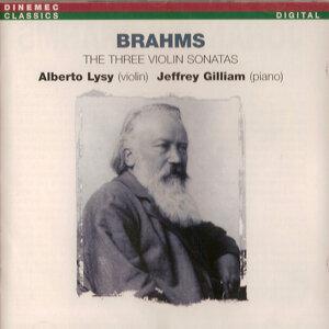 Johannes Brahms: The Three Violin Sonatas