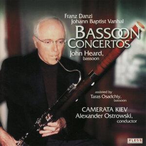 John Heard Performs Bassoon Concertos by Danzi and Vanhal