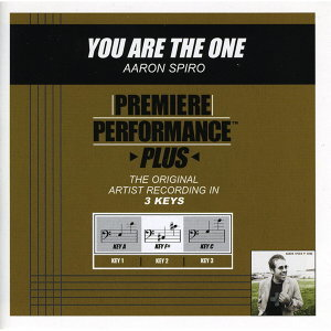 You Are The One (Premiere Performance Plus Track)