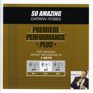 So Amazing (Premiere Performance Plus Track)