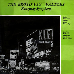 The Broadway Waltzes
