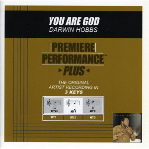 You Are God (Premiere Performance Plus Track)