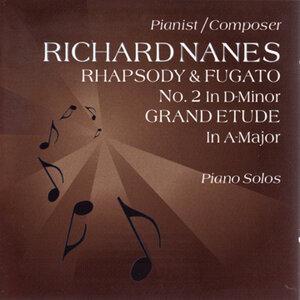 Rhapsody and Fugato No.2 in D minor - Grand Etude