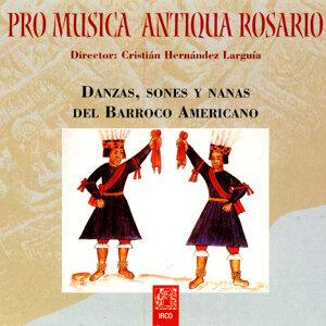 Sones, danzas y nanas del barroco latinoamericano