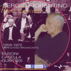 Piano Concertos 1959-1972. Unrelesased Broadcasts