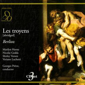 Berlioz: Les troyens (Abriged)