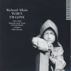Richard Allain: When I'm Gone