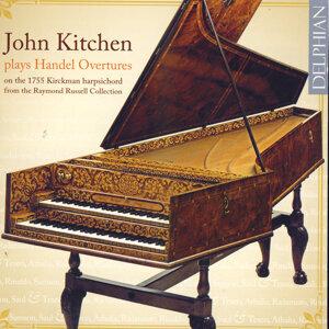Plays Handel Overtures