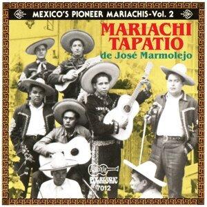 Mexicos Pioneer Mariachis - Vol.2