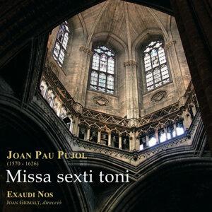 Joan Pau Pujol: Missa Sexti Toni