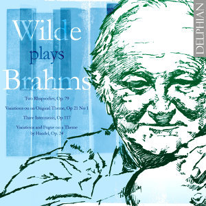 Wilde Plays Brahms