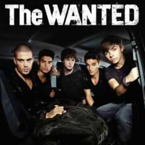 The Wanted 專輯封面