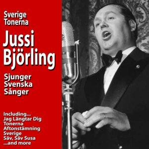 Sverige, Tonerna : Jussi Björling Sjunger Svenska Sånger