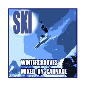 Ski Wintergrooves - Mixed by Carnage