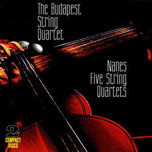 The Budapest String Quarter-Five String Quartet