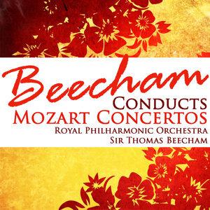 Beecham Conducts Mozart Concertos