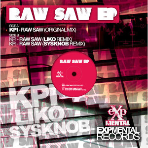 Raw Saw EP