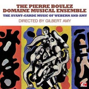 The Pierre Boulez Domaine Musical Ensemble