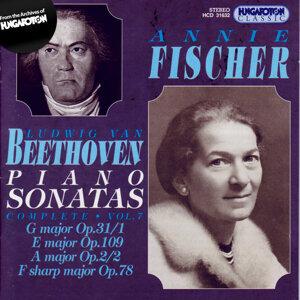 Piano Sonatas Complete Vol. 7