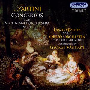 Concertos for Violin and Orchestra Vol.2