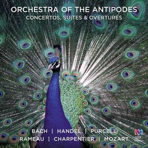 Concertos, suites & Overtures