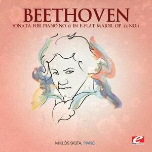 Beethoven: Sonata for Piano No. 13 in E-Flat Major, Op. 27, No. 1 (Digitally Remastered)