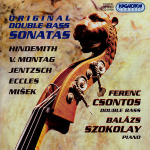 Original Double Bass Sonatas