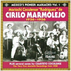 Mexicos Pioneer Mariachis - Vol.1