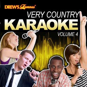 Very Country Karaoke, Vol. 4