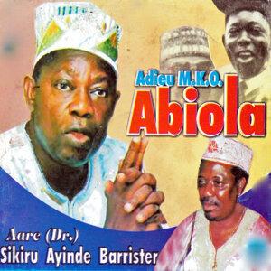 Adieu M.K.O. Abiola