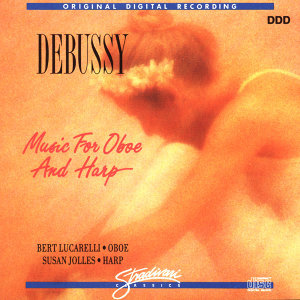 Debussy - Music for Oboe and Harp