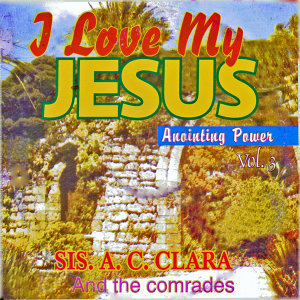 I Love My Jesus Anointing Power, Vol. 3