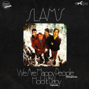 We Are Happy People / Hold It Baby - Single