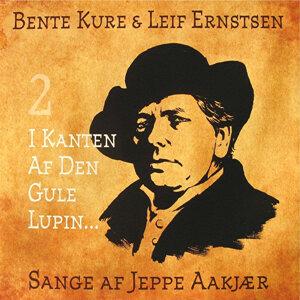 I Kanten af Den Gule Lupin