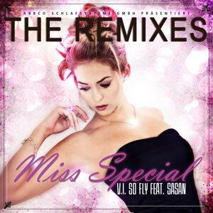 Miss Special [Feat. Sasan]
